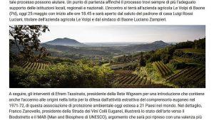 News Le Volpi