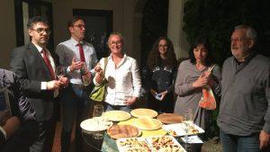 Degustazione presso Azienda Agrituristica Le Volpi