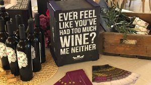 Degustazione vini colli euganei