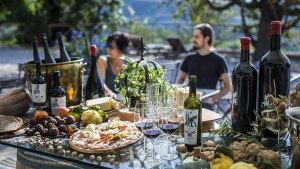 Agriturismo con degustazione vini a Baone - Azienda Agricola Le Volpi