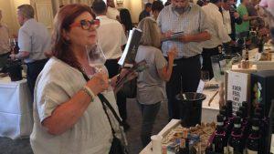 Degustazione vino dei Colli Euganei