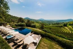 Agriturismo con piscina vicino ad Arquà Petrarca - Le volpi Azienda Agricola
